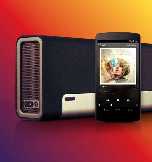 Sonos geeft sofwareupdate 5.2 vrij