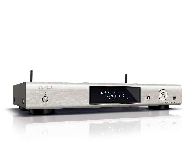 Denon presenteert nieuwe DNP-730AE netwerkaudiospeler
