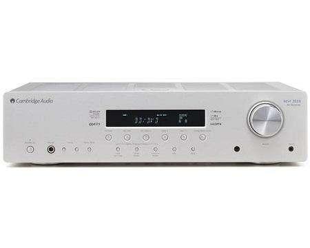 December-actie: 300 euro korting op Azur 351R A/V-receiver van Cambridge Audio
