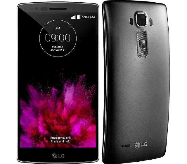 Tweede gebogen LG-telefoon beter dan eerste