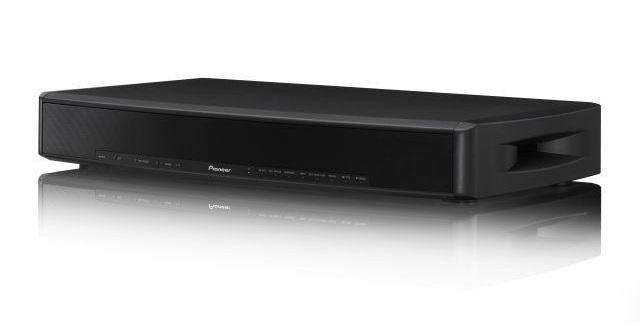 Pioneer debuteert Speaker Base met Bluetooth voor flat screen televisies