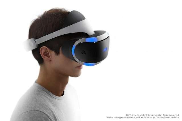 Sony rust VR-bril uit met OLED-schermen