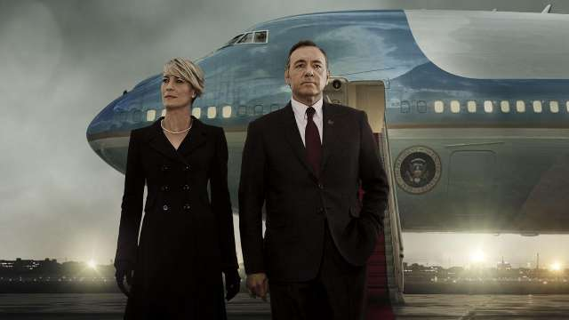 House of Cards nog vaker illegaal gedownload
