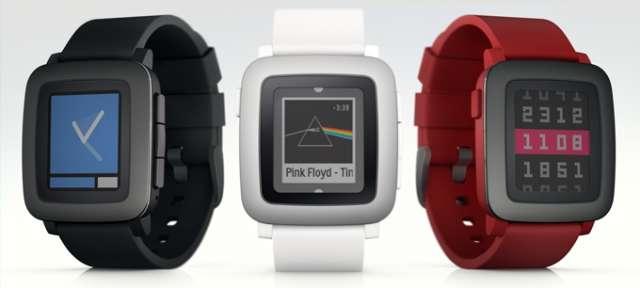 Pebble maakt opnieuw Smartwatch via Kickstarter