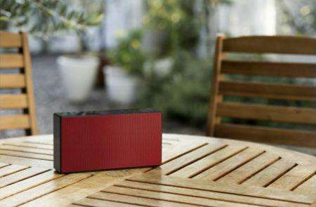 Nieuwe draadloze speakers van Sony
