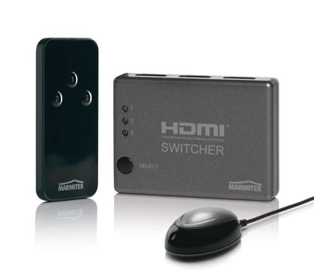 Marmitek switchers en splitters klaar voor Ultra HD