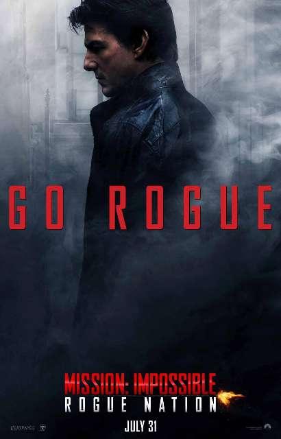 Nieuwe trailer voor vijfde Mission: Impossible