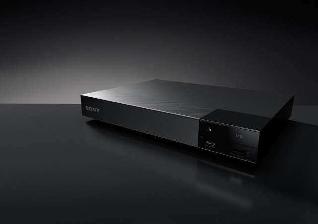 Sony presenteert BDP-S6500