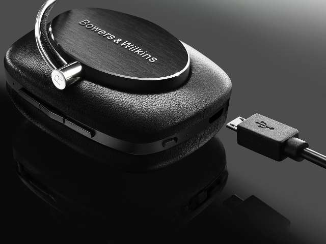 Bowers & Wilkins presenteert draadloze P5