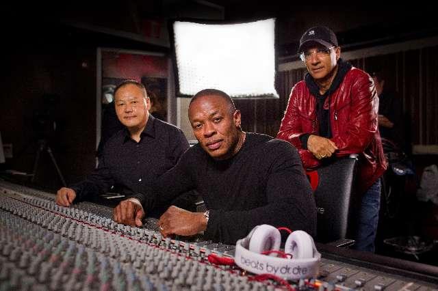 Dr. Dre album exclusief naar Apple
