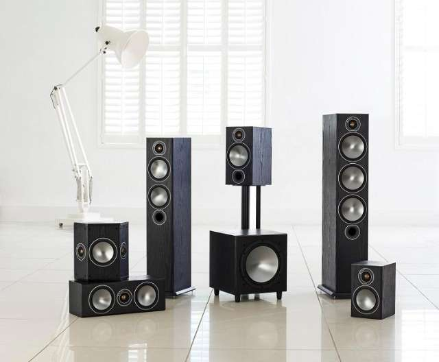 Monitor Audio komt met Bronze-speakers