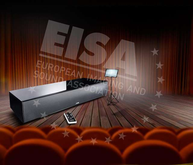EUROPEAN SOUNDBAR 2015-2016: Canton DM 90.3