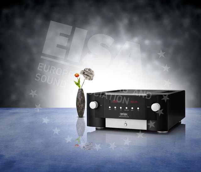 EUROPEAN HIGH-END AMPLIFIER 2015-2016: Mark Levinson No585