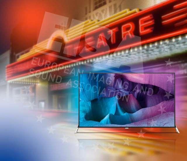 EUROPEAN BEST BUY TV 2015-2016: Philips 55PUS7600