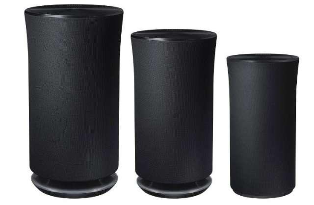 Samsung onthult draadloze speakers