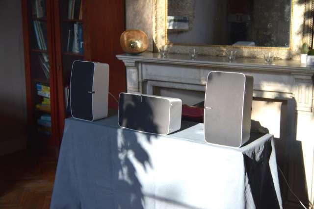 Sonos-speakers passen klank aan kamer aan