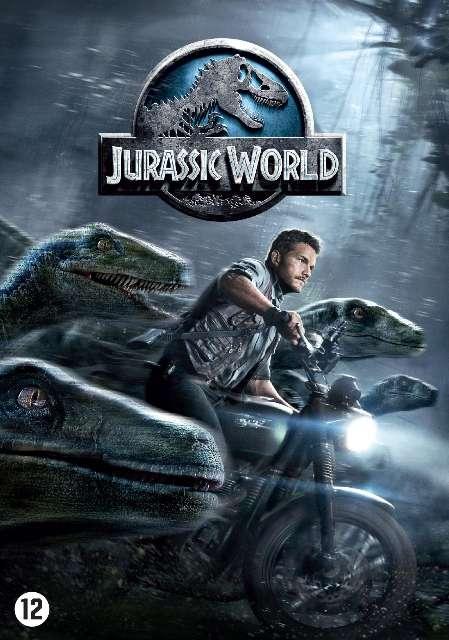 Win: 5 x een Blu-ray van Jurassic World