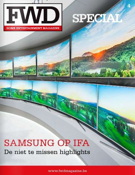 FWD Special - Samsung op IFA