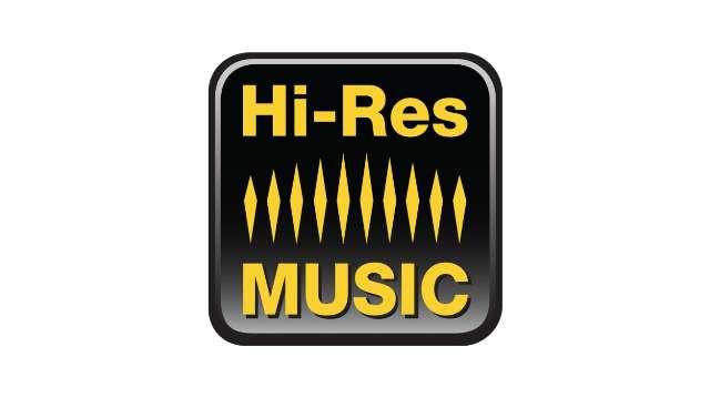 Nieuw logo voor hi-res audio