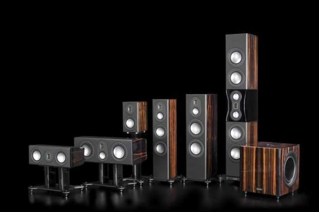 CES-introductie voor topspeakers Monitor Audio