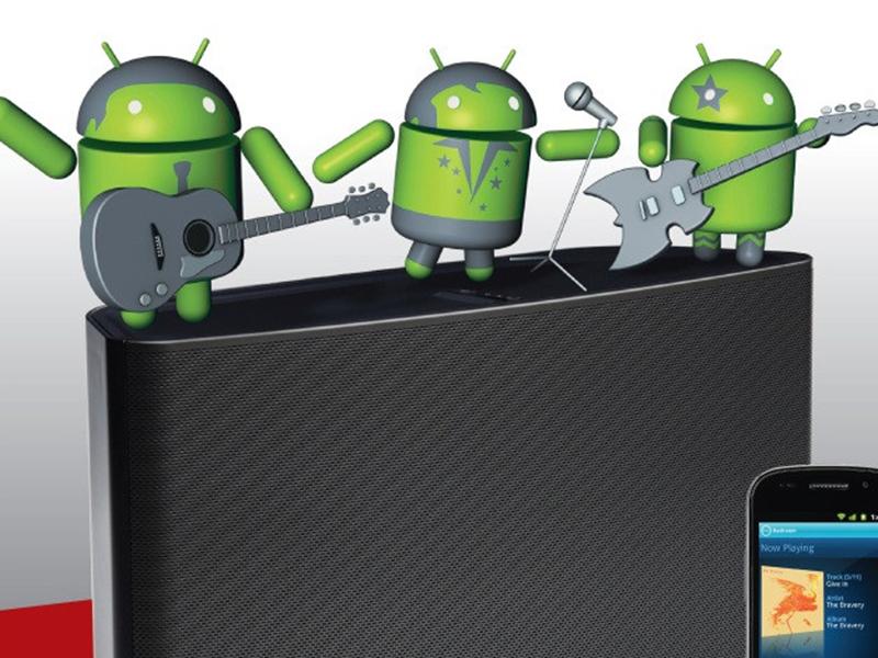 Sonos gaat voor sterke integratie met Android