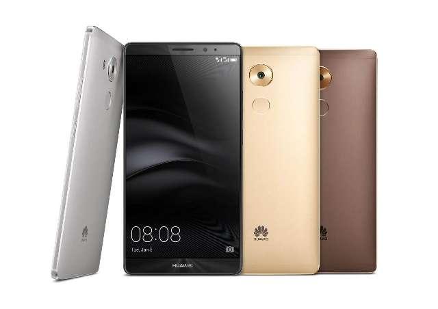 Mate 8 is nieuw mega-topmodel bij Huawei