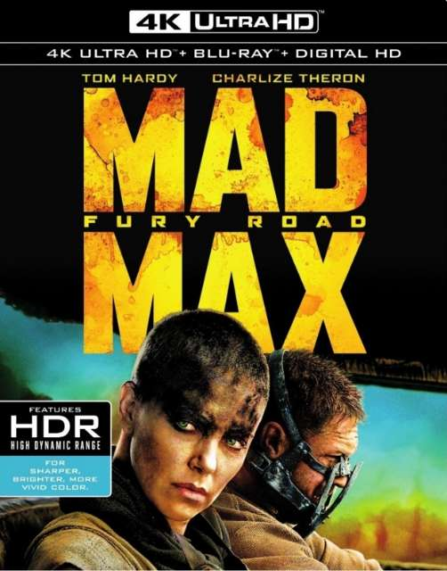 Eerste UHD Blu-ray titels van Warner Bros in preorder