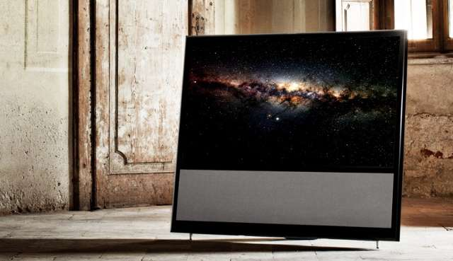 Er is een Bang & Olufsen OLED-tv op komst