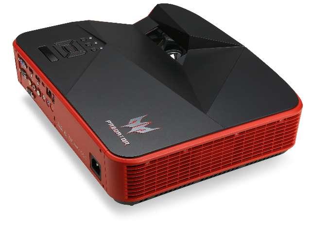 Acer introduceert de Predator Z850 laserprojector