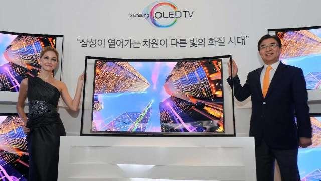 Samsung ziet geen toekomst in OLED?