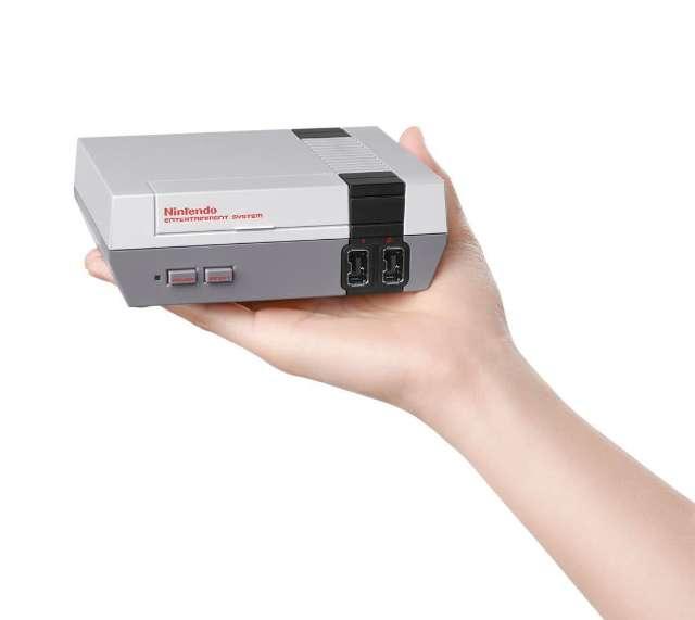 Nintendo Classic Mini: NES heruitgave inclusief games