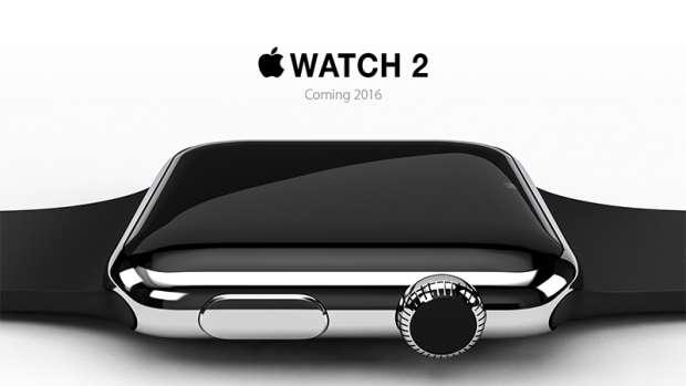 Apple Watch 2 verschijnt nog voor eind 2016