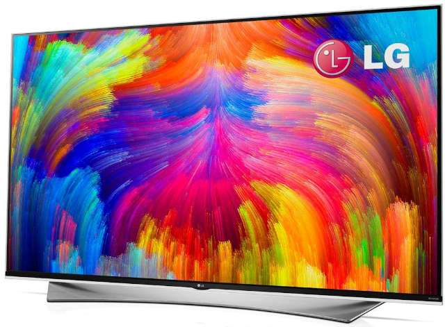 LG lanceert volgend jaar ook Quantum Dot tv's