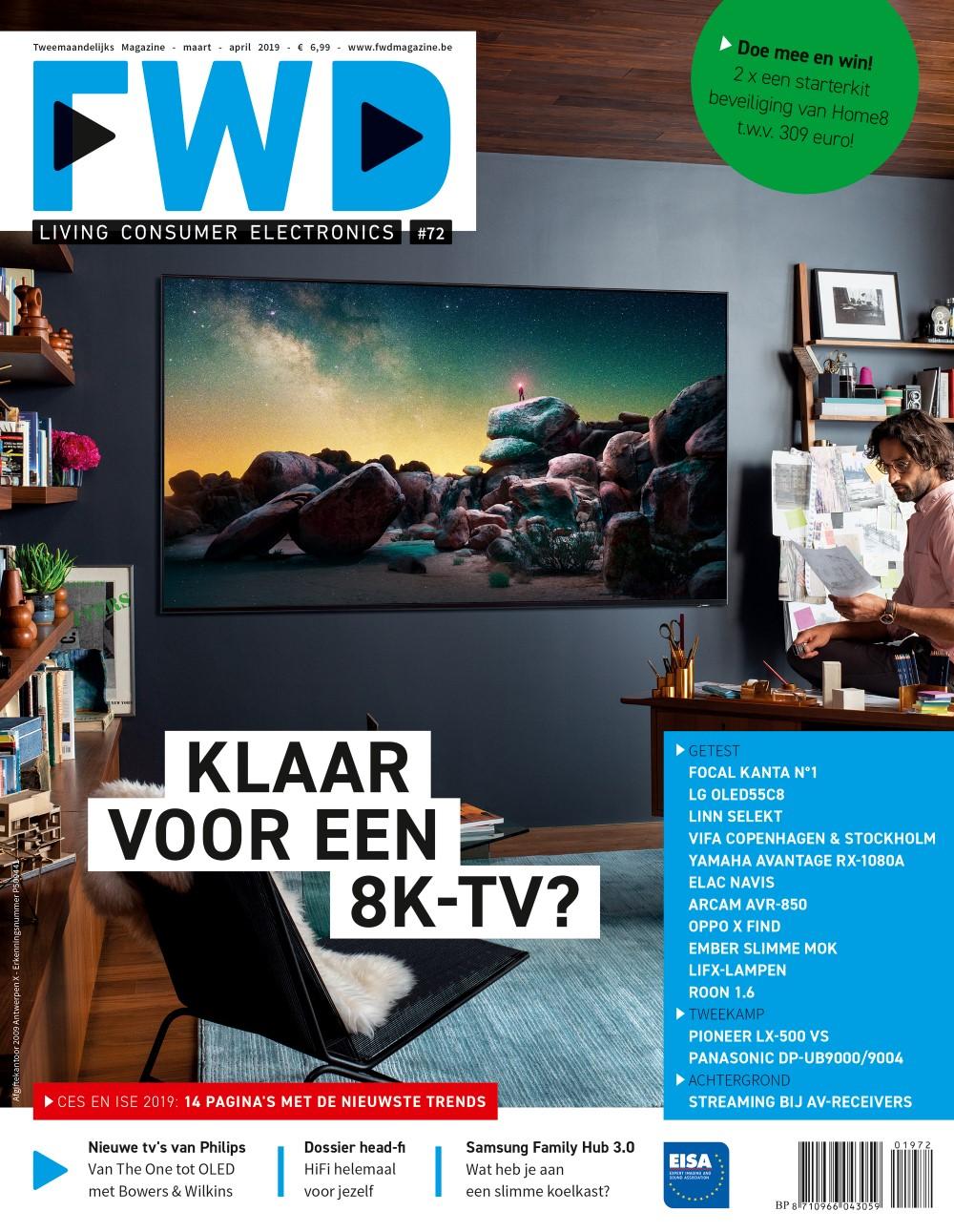 FWD Magazine #72 nu verkrijgbaar