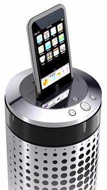 iPod-speakerset van Jean-Michel Jarre