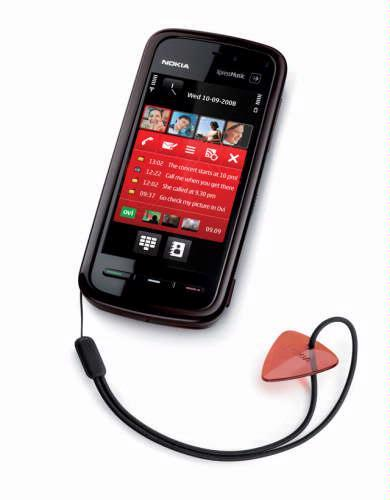 De N5800 laat zich ook gebruiken als agenda.