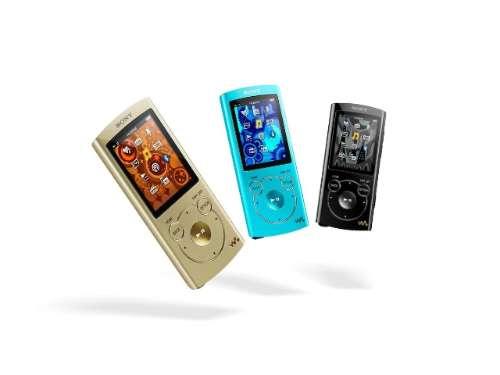 De Sony Walkman NWZ-S760