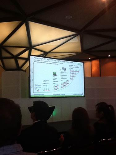 Overzicht: Acer persconferentie op IFA 2011