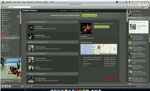 Spotify krijgt applicaties.