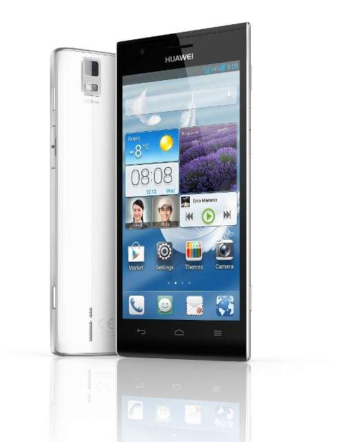 Review: Huawei Ascend P2