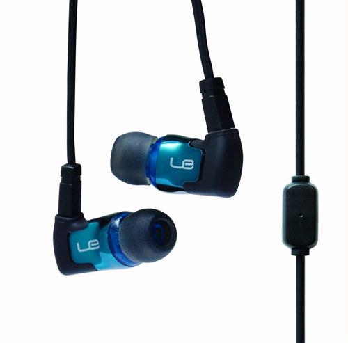 De TripleFi 10vi van Ultimate Ears gebruikt drie afzonderlijke drivers voor de weergave van hoge, midden en lage tonen.