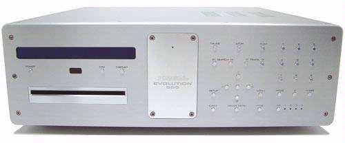 Baas boven baas: Krell brengt de compromisloze Evolution 555 Blu-ray-speler in stelling.
