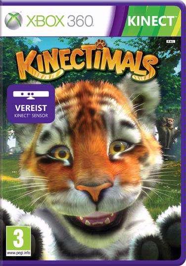 Review: Kinectimals voor Xbox 360