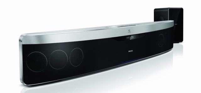 Review: Philips HTS9140 soundbar