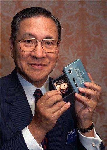 Norio Ohga, ontwikkelaar van de cd, is overleden.