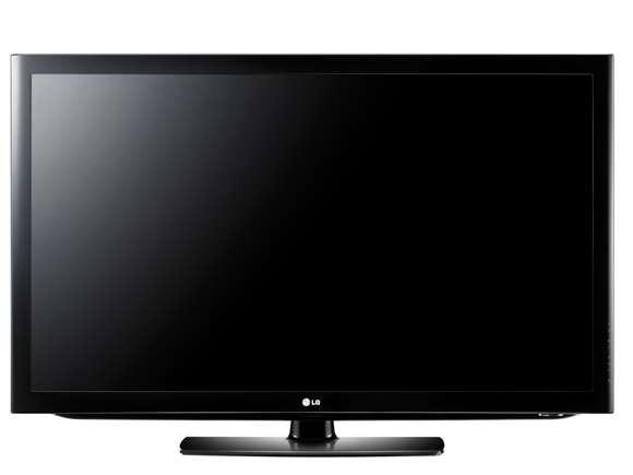 Review: LG 42LD450 LCD-tv