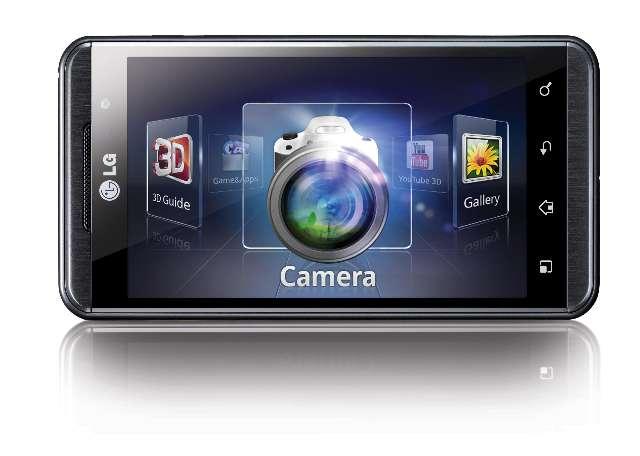 Review: LG Optimus 3D Speed