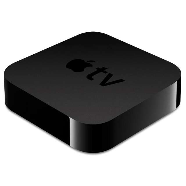 Apple TV 2 en iTunes-films arriveren in België