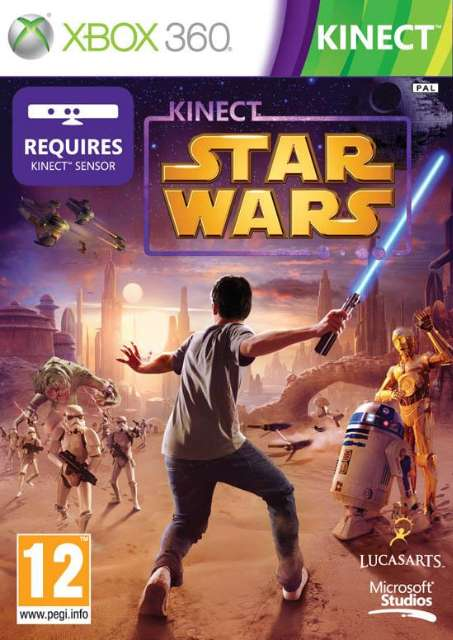 Review: Kinect Star Wars