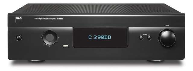 Review: NAD C390 DD